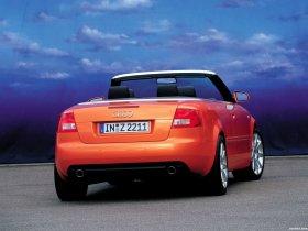 Ver foto 31 de Audi A4 Cabrio 2001