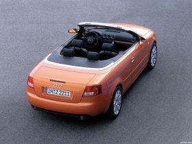 Ver foto 29 de Audi A4 Cabrio 2001