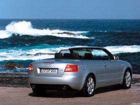 Ver foto 46 de Audi A4 Cabrio 2001