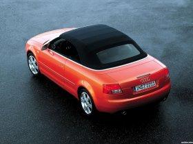 Ver foto 28 de Audi A4 Cabrio 2001
