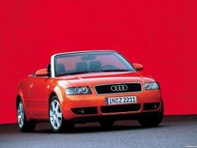 Ver foto 27 de Audi A4 Cabrio 2001