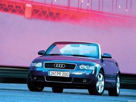 Ver foto 26 de Audi A4 Cabrio 2001