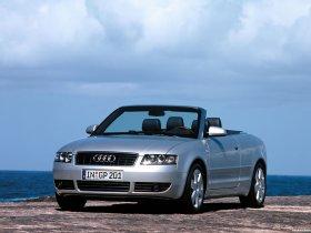 Ver foto 25 de Audi A4 Cabrio 2001