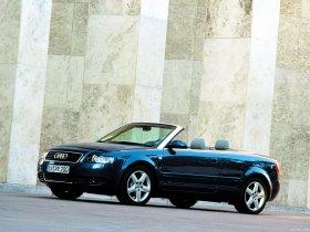 Ver foto 24 de Audi A4 Cabrio 2001