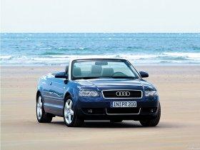 Ver foto 23 de Audi A4 Cabrio 2001