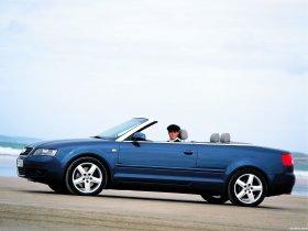 Ver foto 22 de Audi A4 Cabrio 2001