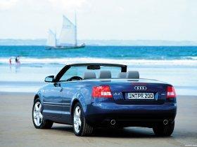 Ver foto 21 de Audi A4 Cabrio 2001