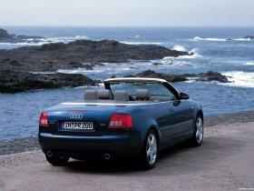 Ver foto 19 de Audi A4 Cabrio 2001