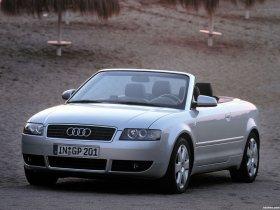 Ver foto 45 de Audi A4 Cabrio 2001