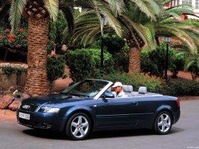 Ver foto 18 de Audi A4 Cabrio 2001