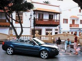 Ver foto 17 de Audi A4 Cabrio 2001