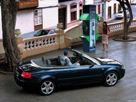 Ver foto 16 de Audi A4 Cabrio 2001