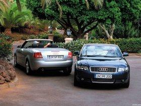 Ver foto 15 de Audi A4 Cabrio 2001