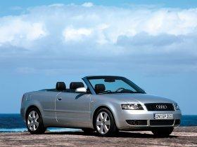 Ver foto 14 de Audi A4 Cabrio 2001