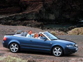 Ver foto 13 de Audi A4 Cabrio 2001