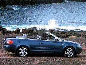 Ver foto 12 de Audi A4 Cabrio 2001