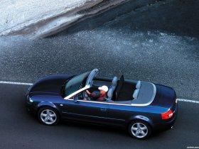 Ver foto 11 de Audi A4 Cabrio 2001