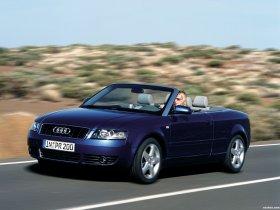 Ver foto 10 de Audi A4 Cabrio 2001
