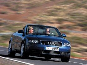 Ver foto 9 de Audi A4 Cabrio 2001