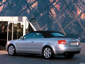 Ver foto 44 de Audi A4 Cabrio 2001
