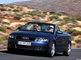 Ver foto 8 de Audi A4 Cabrio 2001