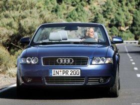Ver foto 7 de Audi A4 Cabrio 2001