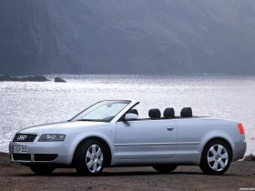 Ver foto 6 de Audi A4 Cabrio 2001
