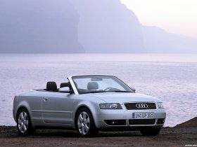 Ver foto 5 de Audi A4 Cabrio 2001