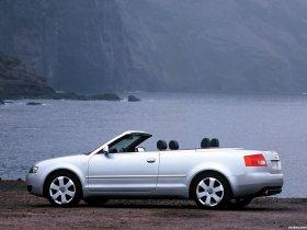 Ver foto 4 de Audi A4 Cabrio 2001