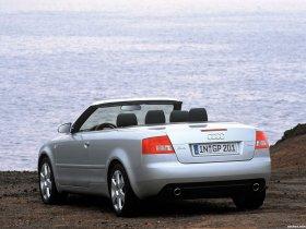Ver foto 3 de Audi A4 Cabrio 2001