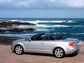 Ver foto 2 de Audi A4 Cabrio 2001