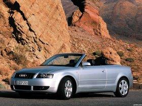 Ver foto 1 de Audi A4 Cabrio 2001