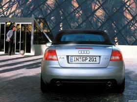 Ver foto 43 de Audi A4 Cabrio 2001