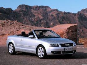 Ver foto 42 de Audi A4 Cabrio 2001