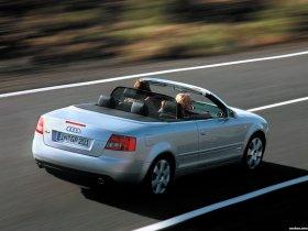 Ver foto 40 de Audi A4 Cabrio 2001