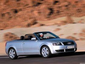 Ver foto 39 de Audi A4 Cabrio 2001