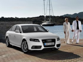 Ver foto 14 de Audi A4 Quattro 2008