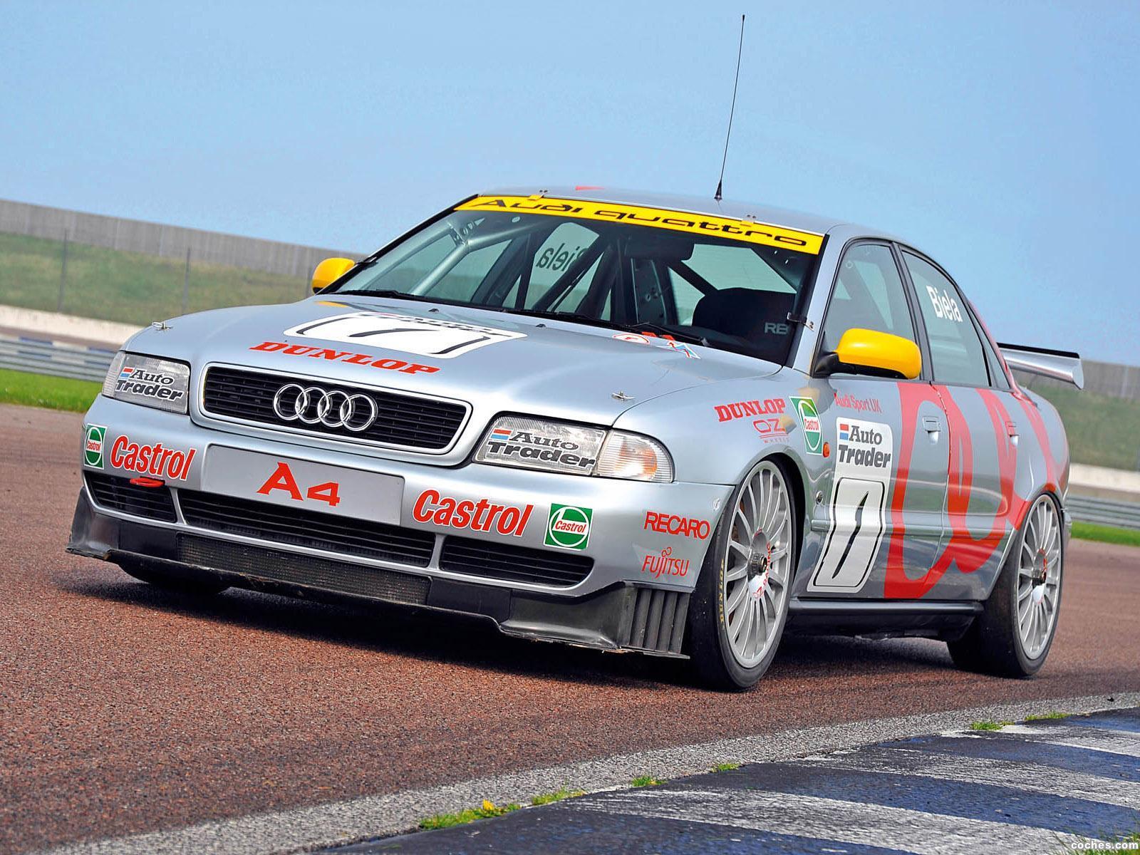 Foto 0 de Audi A4 Quattro BTCC 1996
