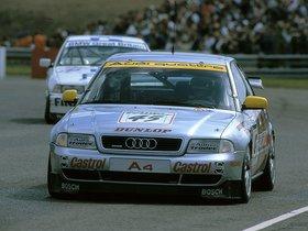 Ver foto 5 de Audi A4 Quattro BTCC 1996