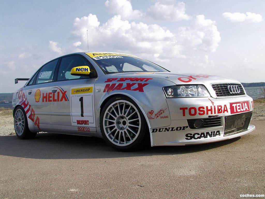 Foto 0 de Audi A4 STCC 2003