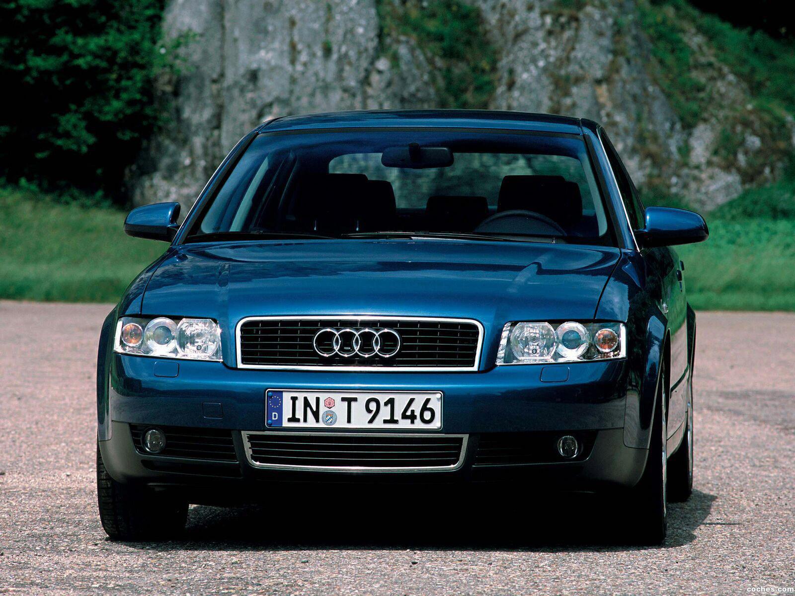 Foto 5 de Audi A4 Sedan 2000