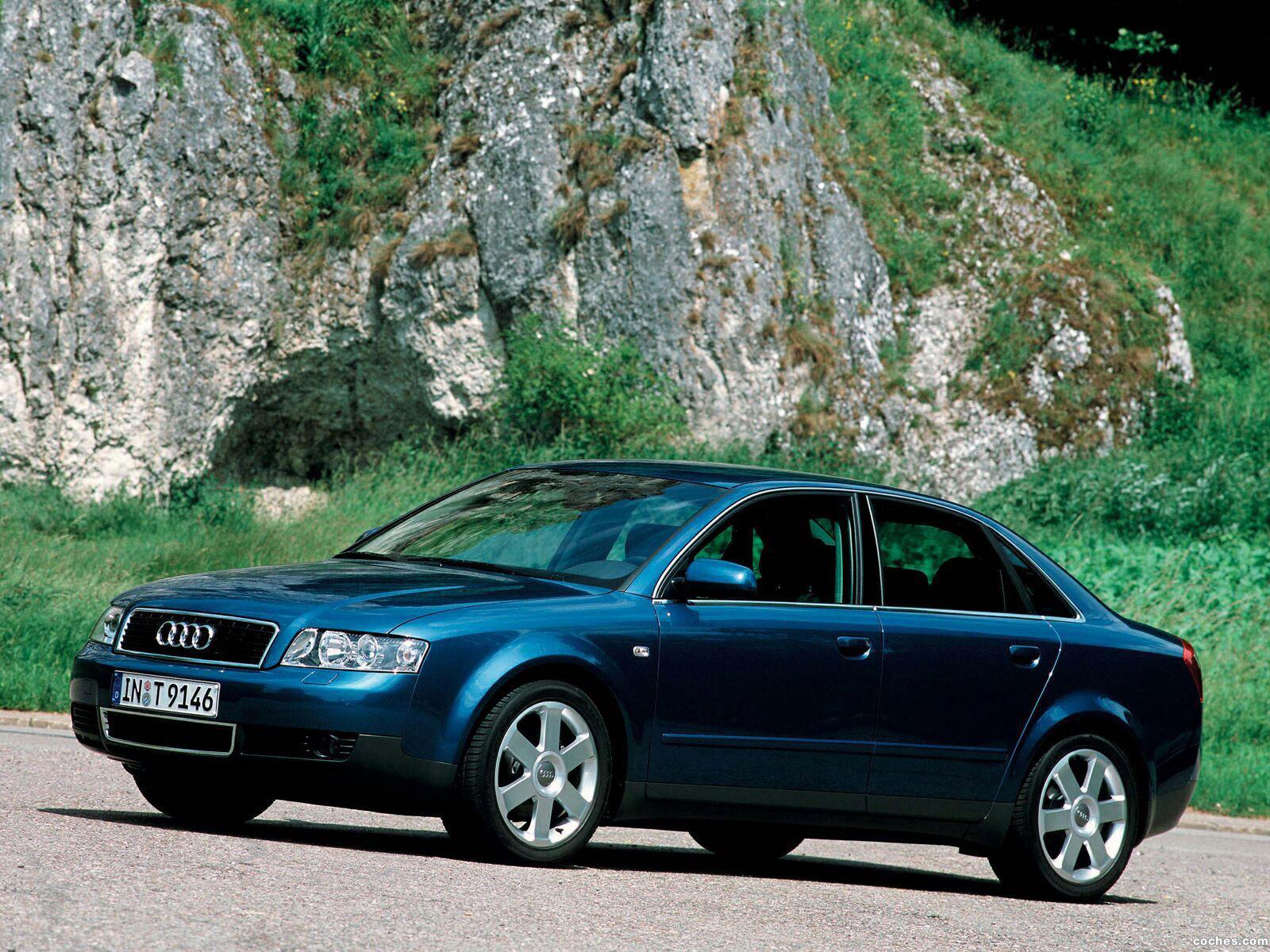 Foto 4 de Audi A4 Sedan 2000