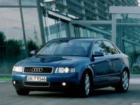 Ver foto 1 de Audi A4 Sedan 2000