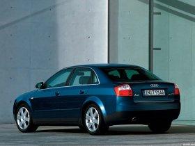 Ver foto 7 de Audi A4 Sedan 2000