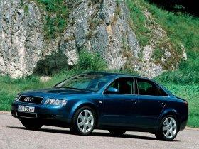 Ver foto 5 de Audi A4 Sedan 2000