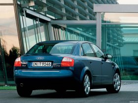 Ver foto 4 de Audi A4 Sedan 2000