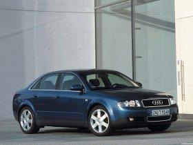 Ver foto 3 de Audi A4 Sedan 2000