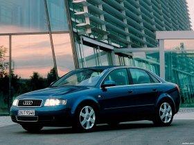 Ver foto 2 de Audi A4 Sedan 2000