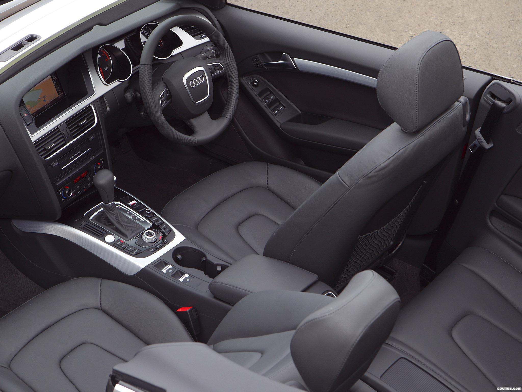 Foto 20 de Audi A5 2.0T Cabriolet Australia 2009
