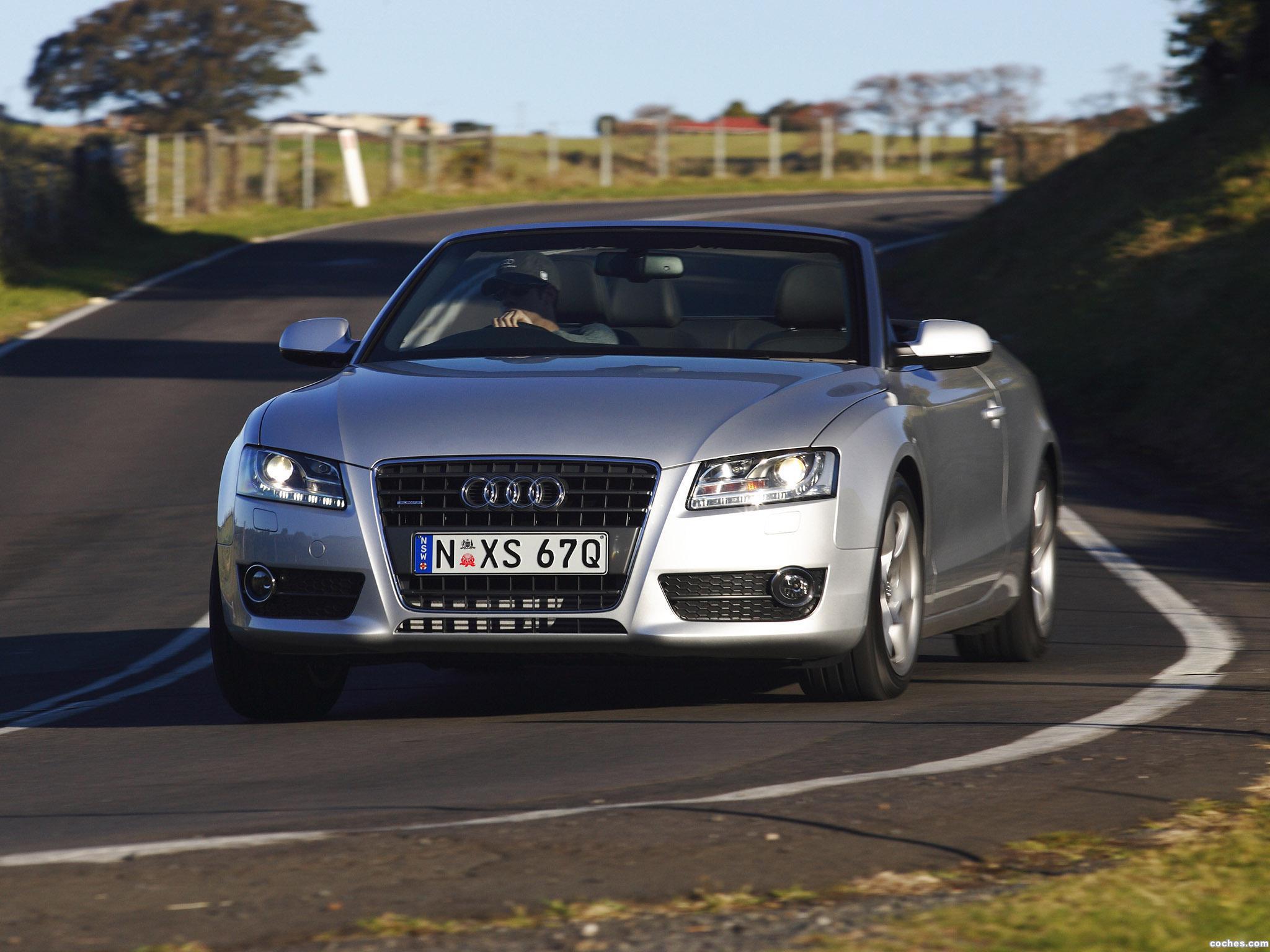 Foto 13 de Audi A5 2.0T Cabriolet Australia 2009